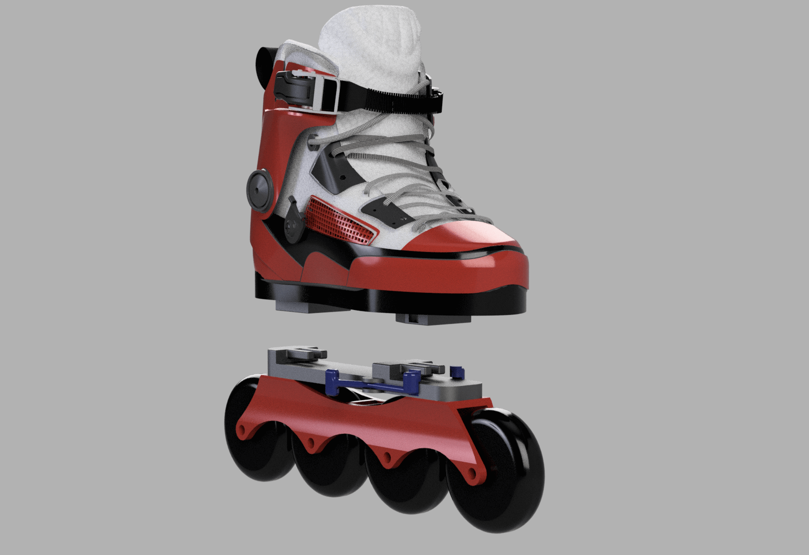 detachable roller blades for shoes